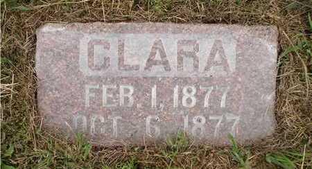 LARKINS, CLARA - Clarke County, Iowa   CLARA LARKINS