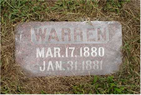 LARKINS, WARREN - Clarke County, Iowa | WARREN LARKINS