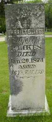 LIKES, HARRIET E. - Clarke County, Iowa | HARRIET E. LIKES