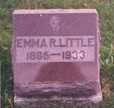 LITTLE, EMMA - Clarke County, Iowa | EMMA LITTLE