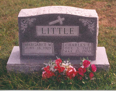 LITTLE, CHARLES - Clarke County, Iowa | CHARLES LITTLE