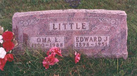 LITTLE, EDWARD - Clarke County, Iowa | EDWARD LITTLE