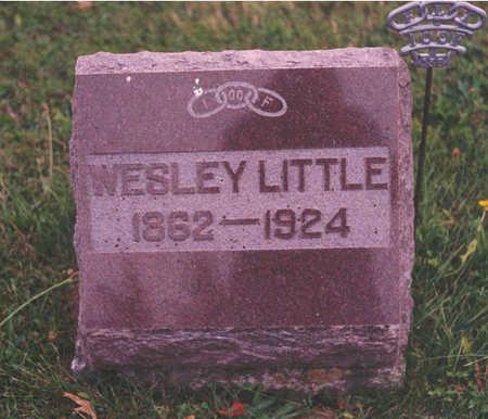 LITTLE, WESLEY - Clarke County, Iowa | WESLEY LITTLE