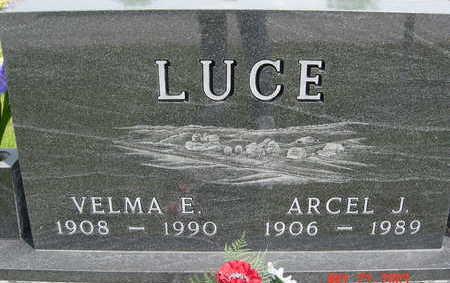LUCE, VELMA - Clarke County, Iowa | VELMA LUCE