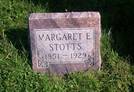 MARGARET ELLEN, STOTTS - Clarke County, Iowa | STOTTS MARGARET ELLEN