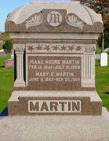 MARTIN, MARY E. - Clarke County, Iowa | MARY E. MARTIN