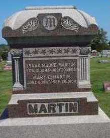 MARTIN, MARY CAROLINE - Clarke County, Iowa | MARY CAROLINE MARTIN