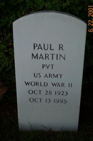 MARTIN, PAUL - Clarke County, Iowa | PAUL MARTIN
