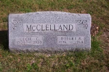 MCCLELLAND, CECIL - Clarke County, Iowa | CECIL MCCLELLAND