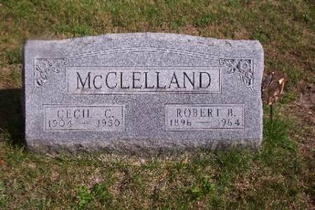 SCHAFFER MCCLELLAND, CECIL - Clarke County, Iowa | CECIL SCHAFFER MCCLELLAND