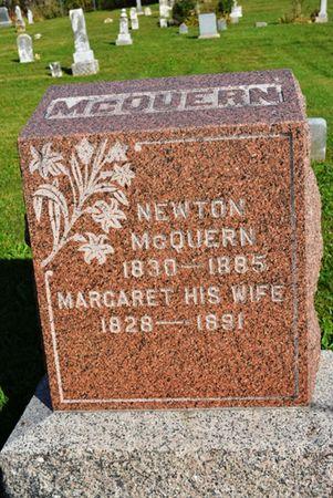 MCQUERN, MARGARET - Clarke County, Iowa   MARGARET MCQUERN