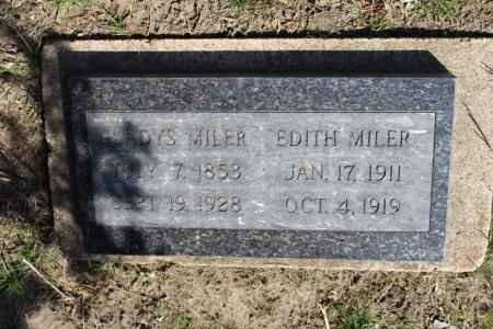 MILER, GLADYS - Clarke County, Iowa | GLADYS MILER