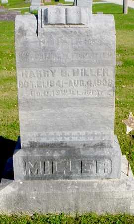 MILLER, HARRY B. - Clarke County, Iowa | HARRY B. MILLER
