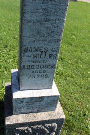 MILLER, JAMES C - Clarke County, Iowa | JAMES C MILLER