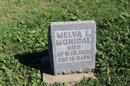 MONICAL, MELVA L - Clarke County, Iowa | MELVA L MONICAL