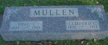 MULLEN, CLIFFORD - Clarke County, Iowa | CLIFFORD MULLEN