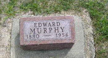 MURPHY, EDWARD - Clarke County, Iowa   EDWARD MURPHY
