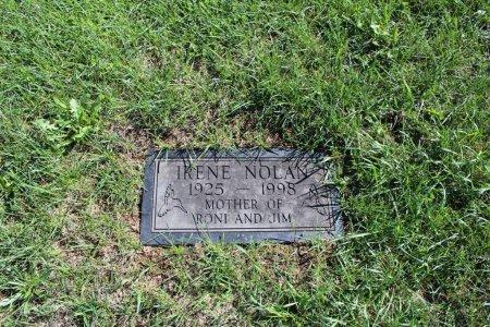 NOLAN, IRENE - Clarke County, Iowa | IRENE NOLAN