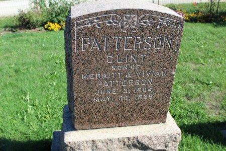 PATTERSON, CLINIT - Clarke County, Iowa   CLINIT PATTERSON