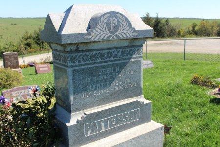 PATTERSON, MARY E - Clarke County, Iowa | MARY E PATTERSON