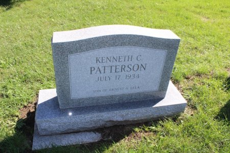 PATTERSON, KENNETH C - Clarke County, Iowa | KENNETH C PATTERSON