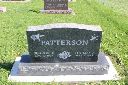 PATTERSON, THOMAS A - Clarke County, Iowa | THOMAS A PATTERSON