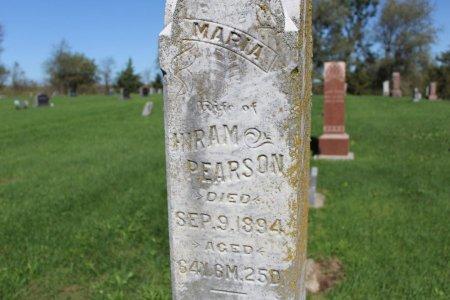 PEARSON, MARIA - Clarke County, Iowa | MARIA PEARSON