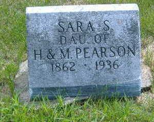 PEARSON, SARA S. - Clarke County, Iowa | SARA S. PEARSON
