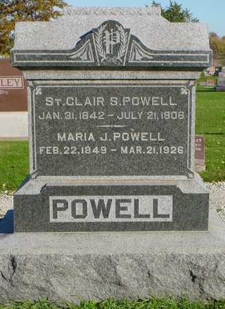 POWELL, MARIA J. - Clarke County, Iowa | MARIA J. POWELL