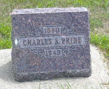 PRINE, CHARLES S. - Clarke County, Iowa | CHARLES S. PRINE