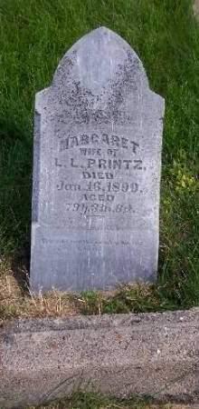 PRINTZ, MARGARET - Clarke County, Iowa | MARGARET PRINTZ