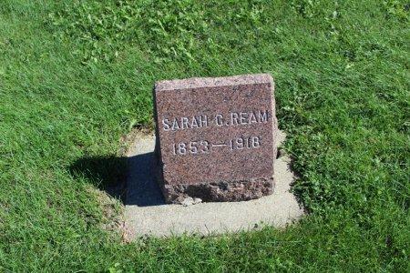REAM, SARAH C - Clarke County, Iowa | SARAH C REAM
