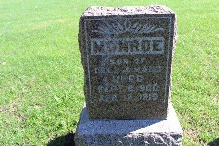 REED, MONROE - Clarke County, Iowa | MONROE REED
