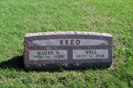 REED, MAUDE G - Clarke County, Iowa | MAUDE G REED