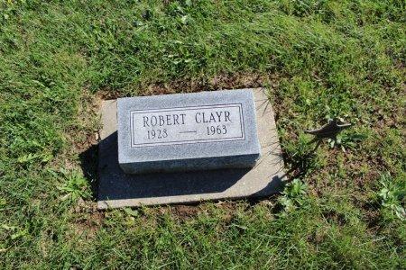 SCHAFFER, ROBERT CLAYR - Clarke County, Iowa | ROBERT CLAYR SCHAFFER