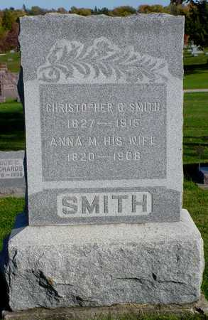 SMITH, ANNA M. - Clarke County, Iowa | ANNA M. SMITH