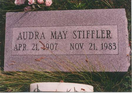 STIFFLER, AUDRA - Clarke County, Iowa   AUDRA STIFFLER