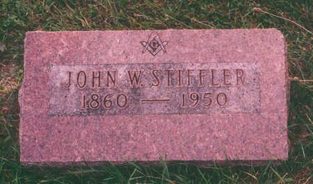 STIFFLER, JOHN - Clarke County, Iowa   JOHN STIFFLER