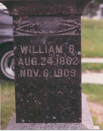 STIFFLER, WILLIAM - Clarke County, Iowa | WILLIAM STIFFLER