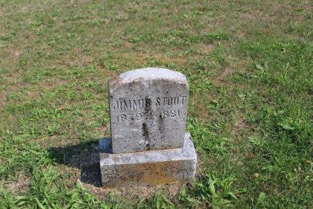 STOUT, JIMMIE - Clarke County, Iowa | JIMMIE STOUT