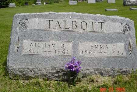TALBOTT, EMMA LEONORE - Clarke County, Iowa | EMMA LEONORE TALBOTT