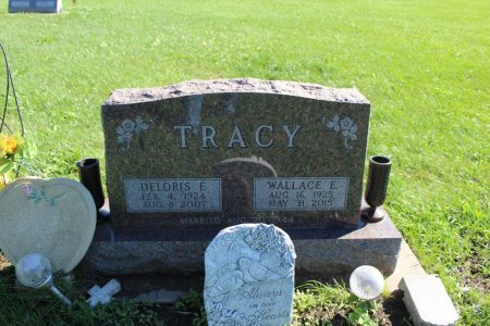 TRACY, DELORIS E - Clarke County, Iowa | DELORIS E TRACY