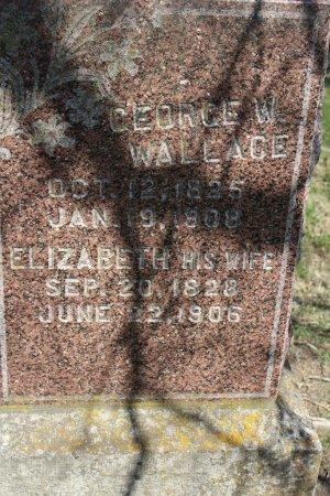 WALLACE, ELIZABETH - Clarke County, Iowa | ELIZABETH WALLACE