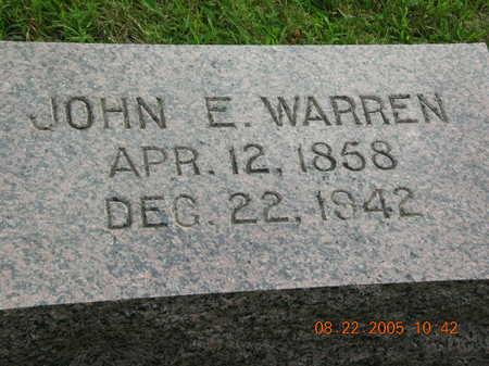 WARREN, JOHN - Clarke County, Iowa | JOHN WARREN