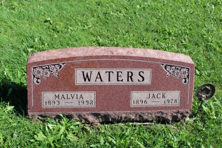 WATERS, MALVIA - Clarke County, Iowa | MALVIA WATERS