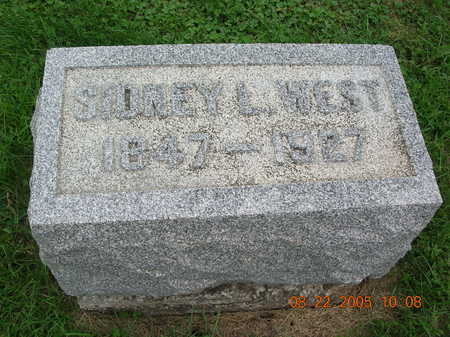 WEST, SIDNEY - Clarke County, Iowa | SIDNEY WEST