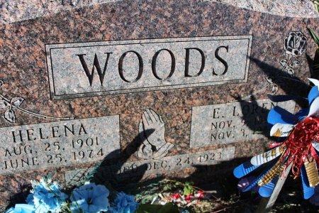 WOODS, E LOREN - Clarke County, Iowa | E LOREN WOODS