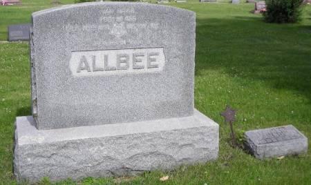 ALLBEE, ANSON - Clay County, Iowa | ANSON ALLBEE