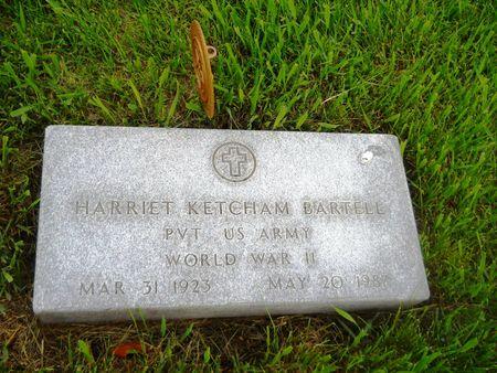 BARTELL, HARRIET - Clay County, Iowa | HARRIET BARTELL