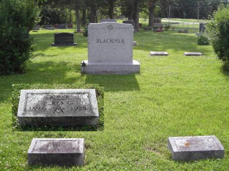 BLACKMER, PERES C. - Clay County, Iowa | PERES C. BLACKMER